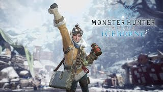 Monster Hunter World: Iceborne - A tour with the Handler
