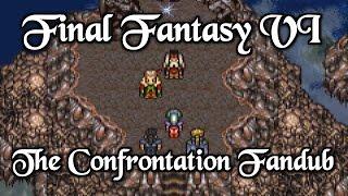 Final Fantasy VI: Gestahl and Kefka Confrontation Fandub