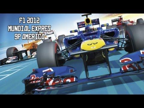 F1 2012 | Mundial Exprés GP Texas Clasi y Carrera | MrSergito93