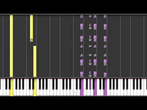 Girls' Generation - I Got A Boy (piano) video
