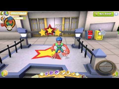 Marvel Super Hero Squad Online Power Emote Voices- HD