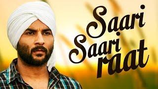 Saari Saari Raat (Full Song) - Vaapsi | Harish Verma | Sameksha | Dhrriti Saharan | Speed Records