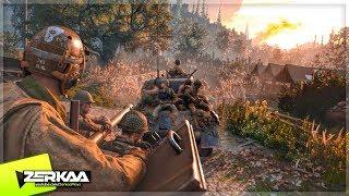 NEW 'WAR' WW2 GAMEMODE LIVE! (Call of Duty: World War II)