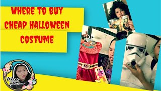 Where to buy super cheap Halloween Costumes in Canada