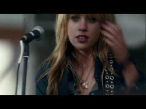 Alexz Johnson - Over-rated