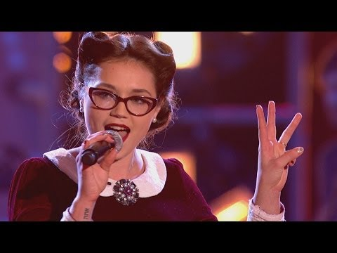 Georgia performs 'Three Little Birds' - The Voice UK 2014: The Knockouts - BBC One