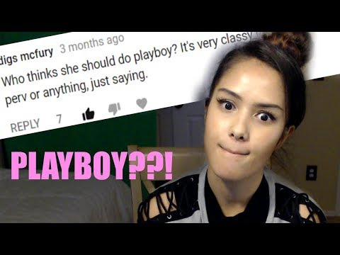 Rebz doing Playboy??? Hmm... | AyeRebz #6 | Q&A