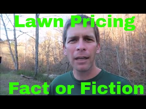 How to Price Lawn Care Services Fact or Fiction
