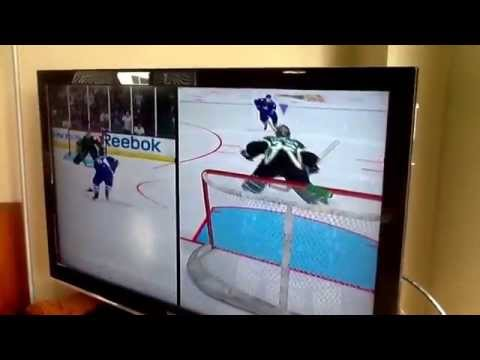 NHL 11: Shootout Dallas Stars vs Toronto Maple Leafs