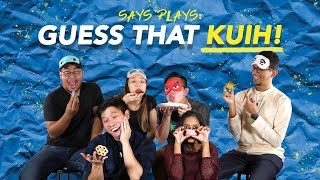 Do Malaysians Know Their Kuih? | SAYS PLAYS