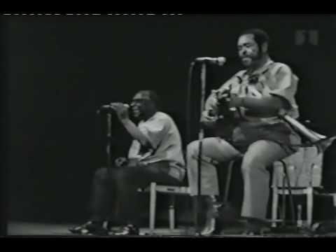 Sonny Terry and Brownie mcghee part 1