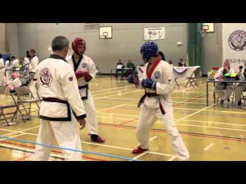 Tang Soo Do Peterborough Regional Tournament August 2011 Image 1