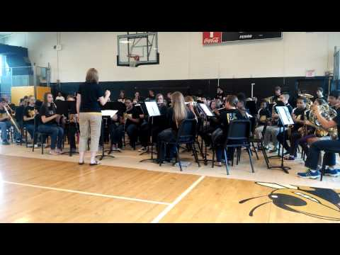 Let it Go:  North Augusta Middle School 8th Grade