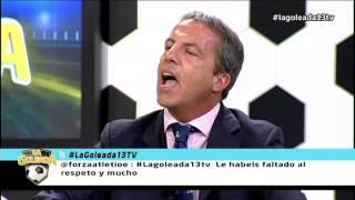 """Cristobal Soria: """"El fútbol es un deporte para hombres, no para señoritas 'milindris'"""""""