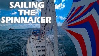 How To Sail The Spinnaker - S3:E30