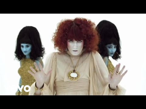 Florence + The Machine - Dog Days Are Over (2010 Version) video