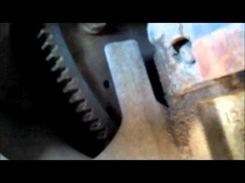 2003 Chev Starter Replacement