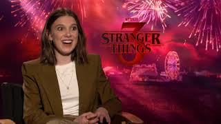 Millie Bobby Brown, Stranger Things, Season 3, dating, walking in heels, lies, Fashion, turtles