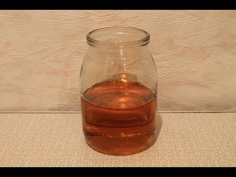 Как сварить искусственный мед в домашних условиях