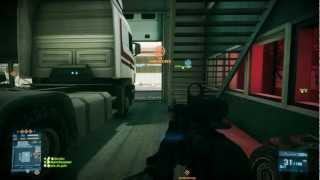 Playing with GsxrDan Bf3 Multiplayer Medic Xbow 900 Tickets