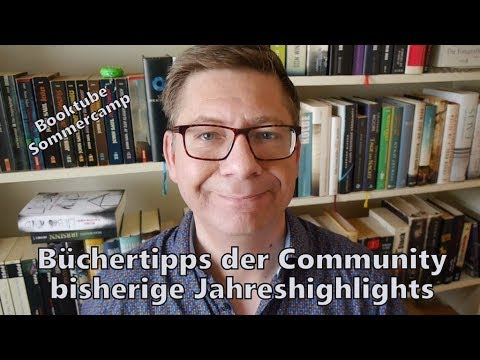Booktube Sommercamp :: Highlight-Bücher der Community