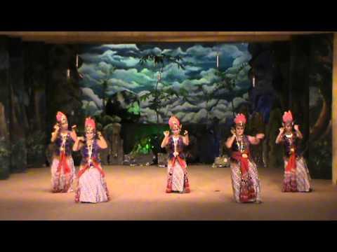 Tari (beksan) Golek Sulung Dayung (sandra Prastiwi & Friends) video