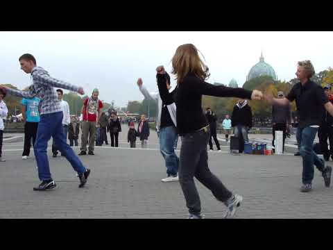 Jumpstyle Hardjump Shuffle  Berlin Hardstyle Germany video