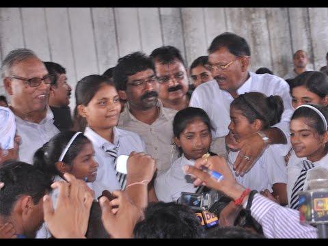 At RCIT Campus , Bishrampur