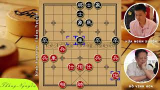 Cờ Tướng Cách Chơi Pháo Đầu Hiệu Quả Nhất Của Hồ Vinh Hoa Để Phá Trận Phản Cung Mã Phần 2