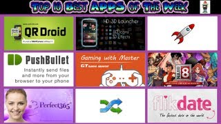#192 APPS - Best Android Apps of The Week - Top 10 - Perfect Home Droid