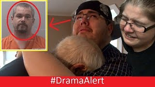 KidBehindACamera ATTACKED by Charlie Green in DRUG RAGE! #DramaAlert  Angry Grandpa Creator!