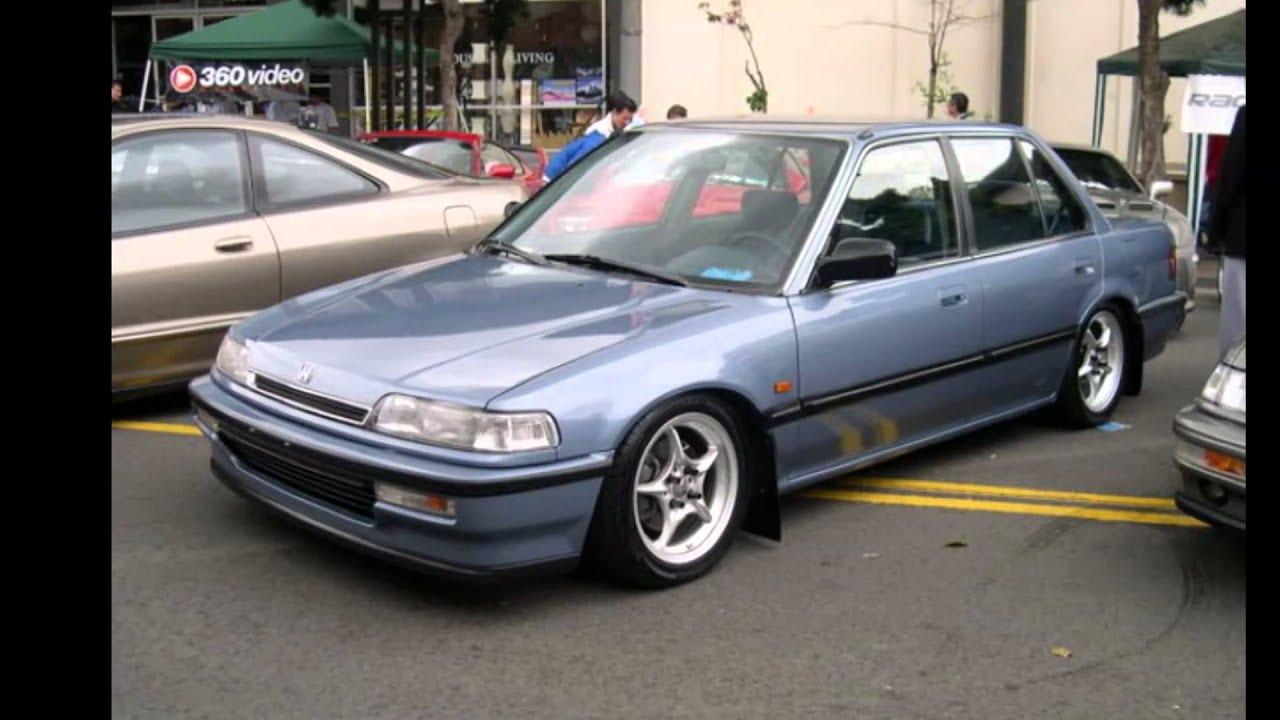 Jdm Ef2 Honda Civic Sedan Super Clean Efparts Com Youtube