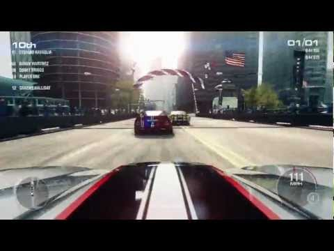 GRID2 Gameplay