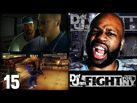 Def Jam: Fight For Ny Gameplay Walkthrough Part 15 - (let's Play - Walkthrough) video