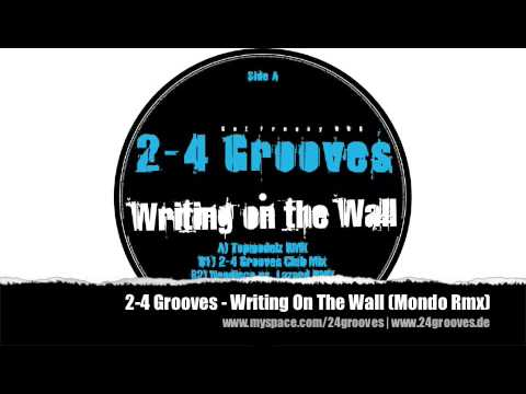 Writing on the wall (original club mix)