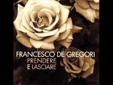 Francesco De Gregori - Jazz