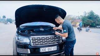 Mua Range Rover SV Autobiography hơn 10 tỷ về chỉ để NƯỚNG TRỨNG   XEHAY