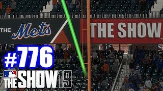 MAKING THE FOUL POLE SHAKE! | MLB The Show 19 | Road to the Show #776