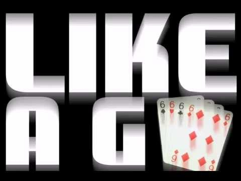 Like a G6 - Typography