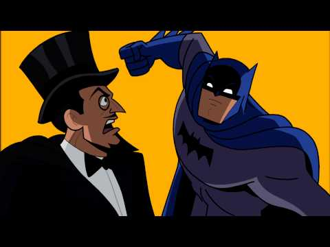1 - The Knights of Tomorrow - BATMAN THE BRAVE AND THE BOLD Cartoon Trailer