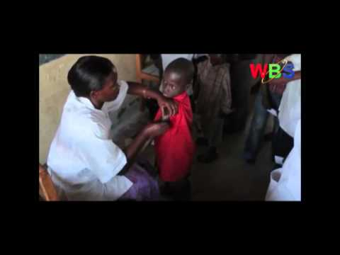 The house to house polio immunization exercise is back.