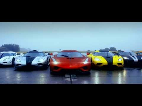 Koenigsegg 2016 Owners Tour