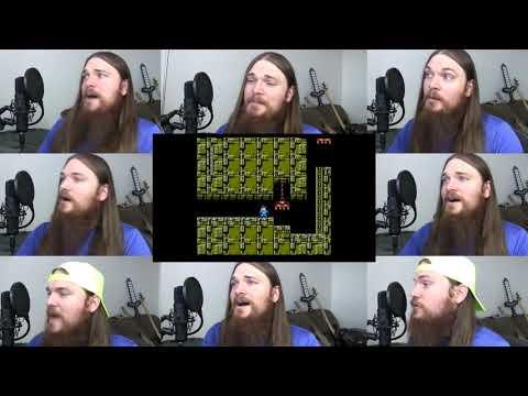 Mega Man 2 - Dr. Wily Stage Acapella