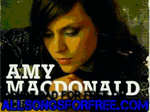 Amy Macdonald - Mr Brightside