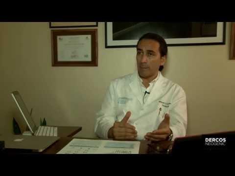 Tricólogo Miguel Cisterna asesor de VICHY DERCOS NEOGENIC | El cabello tiene un ciclo de vida