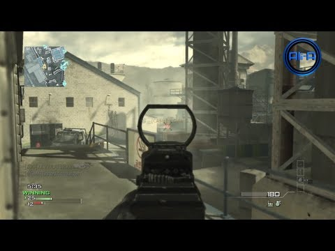 NEW! MW3 FOUNDATION Multiplayer Gameplay! - Modern Warfare 3 LIVE Commentary NEW Maps DLC!