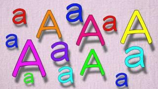 Alphabet Song- Letter A