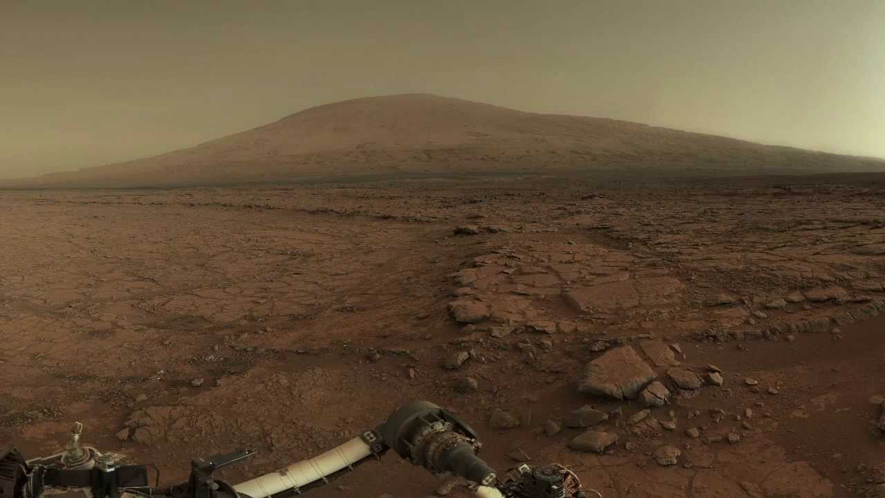 Planet Mars Curiosity HD - Pics about space