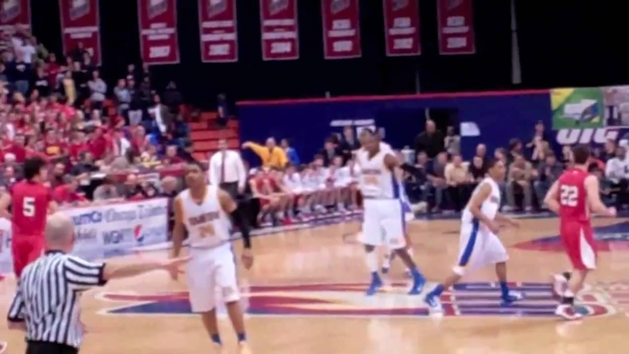 InterTubing An all-hoops  Jabari Parker Dunks On 7 Footer