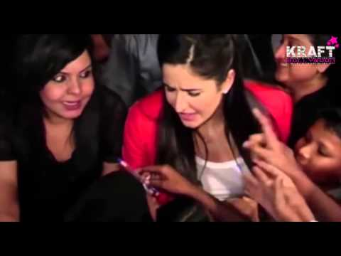 This is crazy! Bollywood actress gets mobbed by her fans